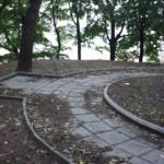 Дорожки в Лефортово