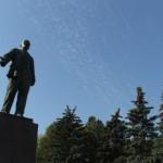 Памятник Ленину в Мытищах