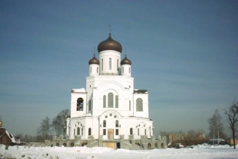 собор в Мытищах