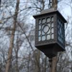 Прямоугольно-квадратный фонарь