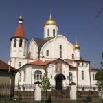 Православный храм в Реутове