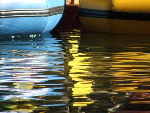 аттракцион с лодками