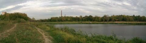 панорама Яузы