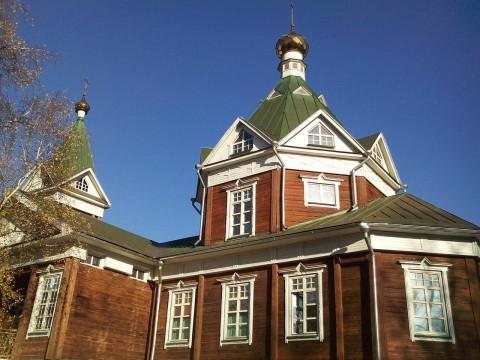 Троицкий храм, Перловская
