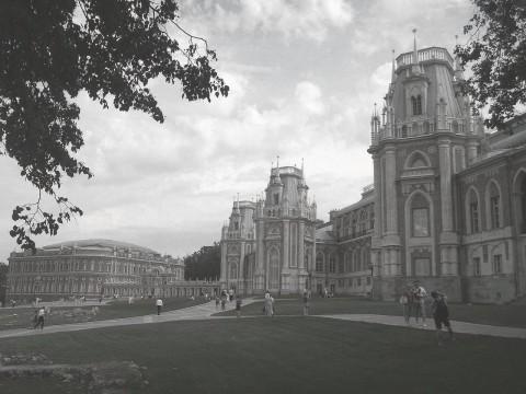 дворцы в усадьбе Царицыно