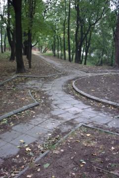 парк в Лефортово