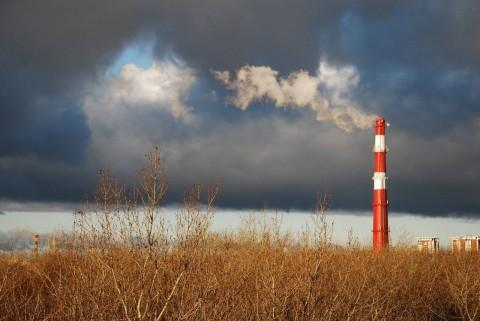 дымы и облака