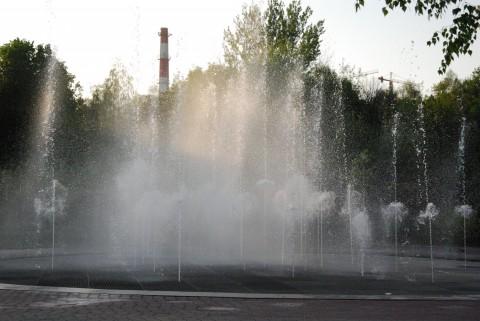 фото музыкального фонтана