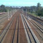 Железнодорожная першпектива