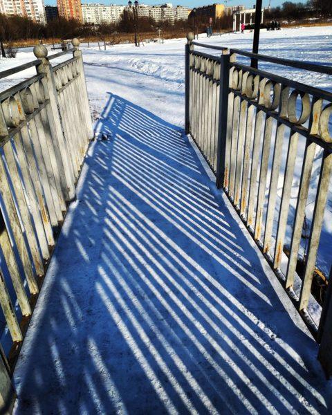 старый мостик